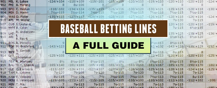 How to Calculate MLB Baseball Moneylines for Betting Risk & Reward